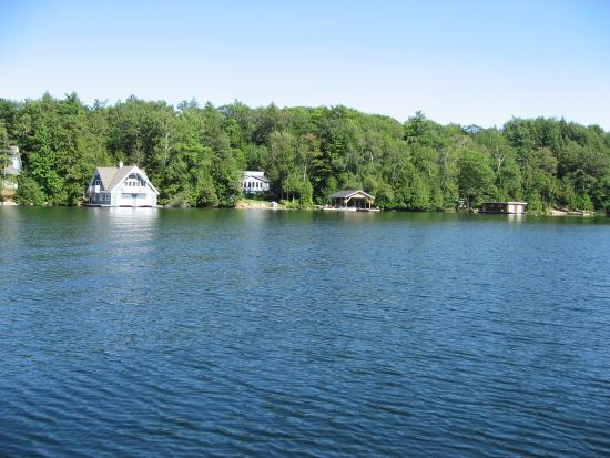 Port Carling, Canada : Beautiful Lake Joseph