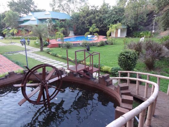 Landscape Pelton Wheel Picture Of Eco Garden Resort
