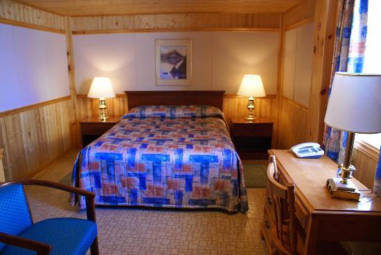 Blanc-Sablon, Kanada: Standard Room