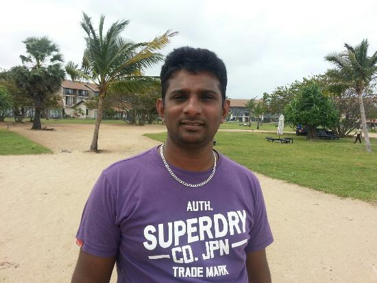 Kalkudah, Σρι Λάνκα: Pasikuda Beach