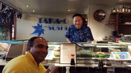 Takao Japanese Restaurant