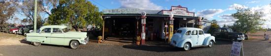 Montys Garage Vintage Car Museum