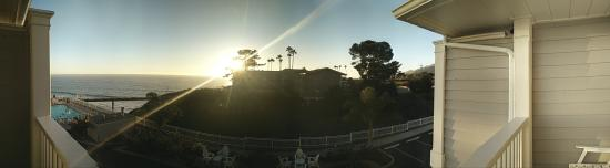 Pismo Lighthouse Suites: Balcony view