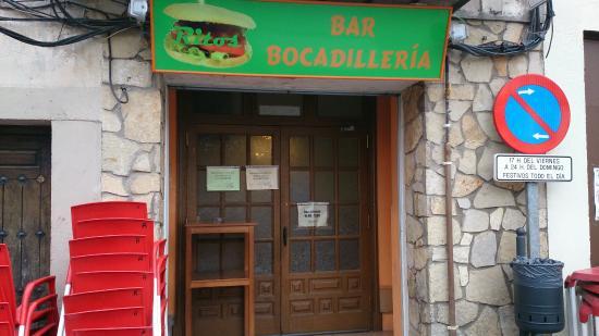 Ritos - Bar Bocadilleria