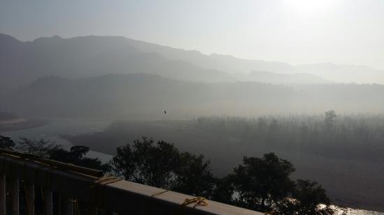 Great location ....near ganga river