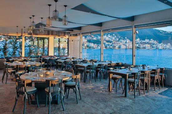 Lancre Restaurant De Fruits De Mer Jounieh Restaurant Reviews