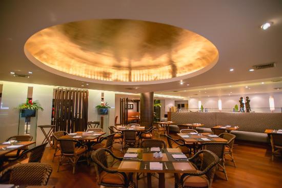 โรงแรมอมารี บูเลอวาร์ด: Peppermill Restaurant