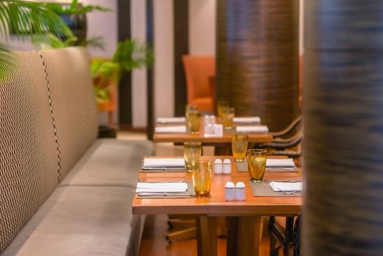 Amari Boulevard Bangkok: Peppermill Restaurant
