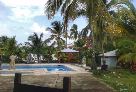 Playa Tranquilo: pool
