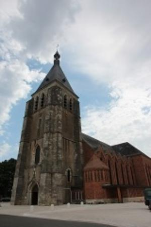 Eglise Sainte-Jeanne-d'Arc