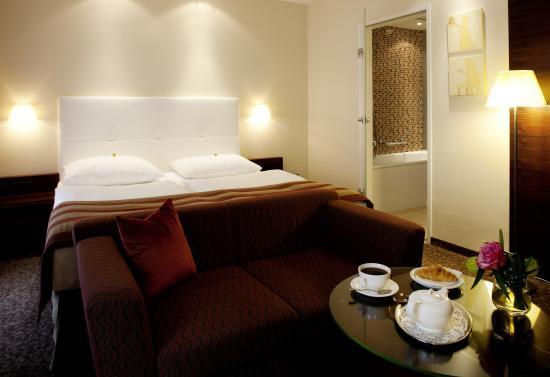 Hotel Das Tigra: Superior Zimmer