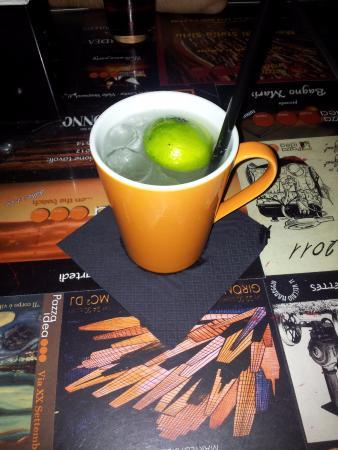 Pazza Idea: Cocktail