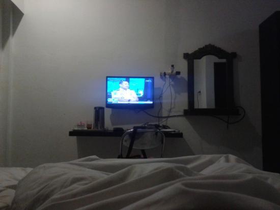 Hotel Fairuz Palangkaraya: Fasilitas dalam kamar