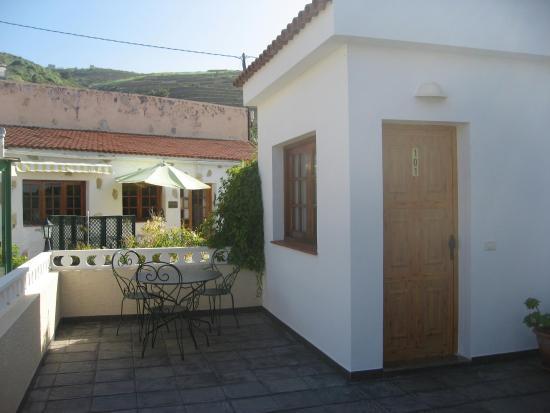 Landhotel Finca San Juan: Aussenansicht Doppelzimmer Nr. 101