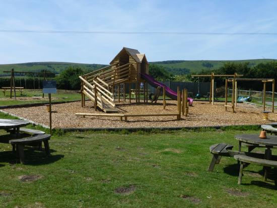 Polegate, UK: Kids Play Area