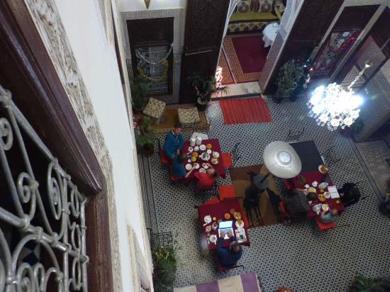 Riad Youssef: Seen from the suite
