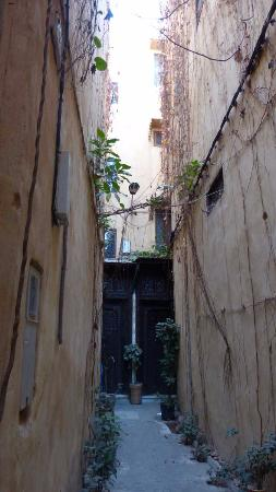 Riad Youssef: Just around the corer