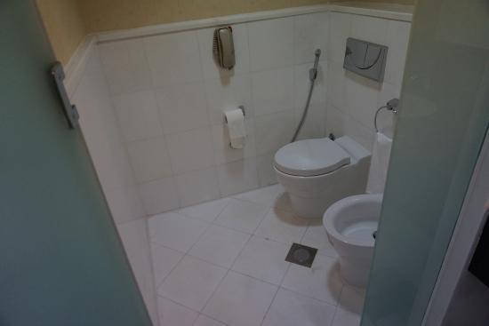 Toilette Bidet Bild Von Intercontinental Abu Dhabi Abu Dhabi
