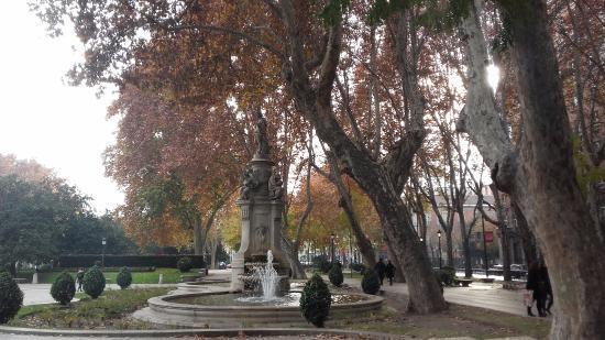 Paseo del Prado: paseo
