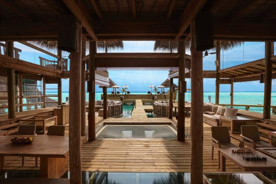 Gili Lankanfushi Maldives: The Private Reserve - Living Area