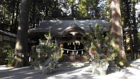 Mitsue Shrine
