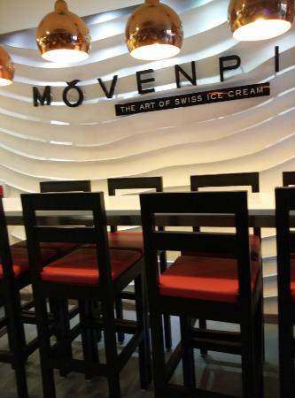 Movenpick Ice Cream Boutique