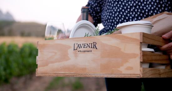 L'Avenir Country Lodge: Picnic Basket