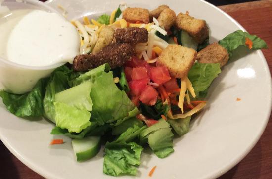 Madison, GA: House Salad
