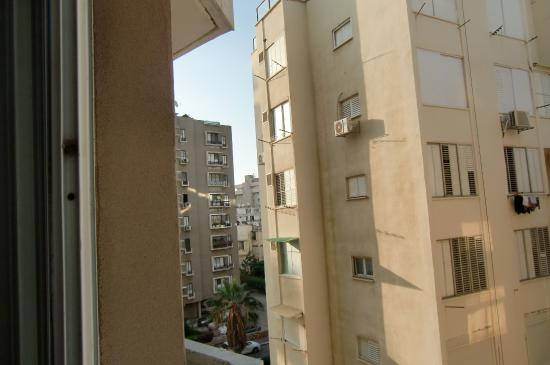 Margoa Hotel Netanya: Вид из номера