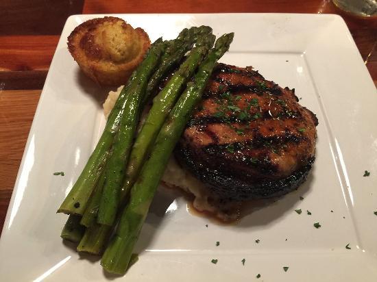 Athens, GA: Grilled Pork Chops