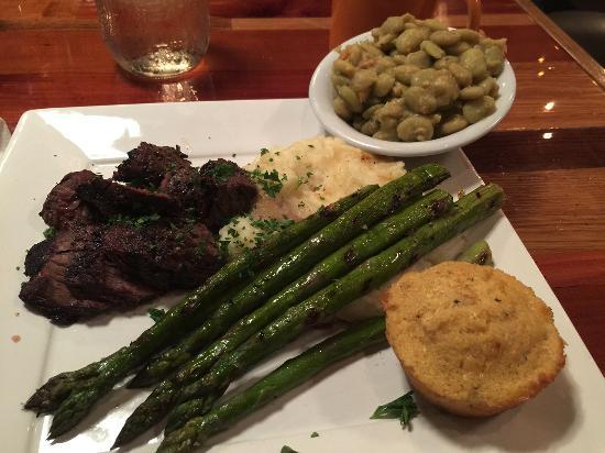 Athens, Джорджия: Hangar Steak