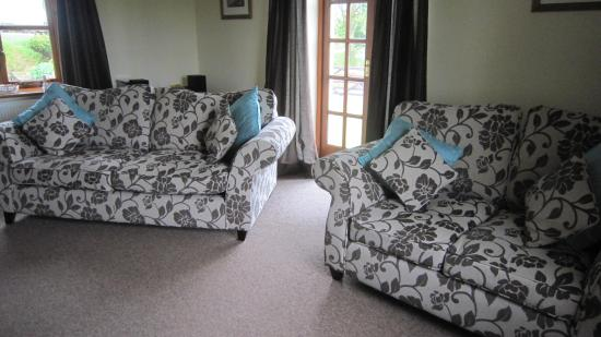Bradworthy, UK: The lounge