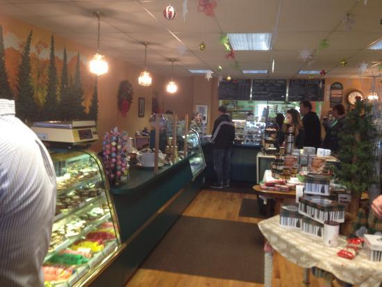 Skaneateles, NY: Vermont Green Mountain - shop