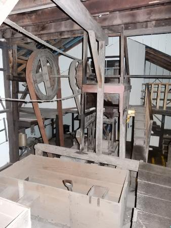 Kotowa Coffee Tour : oude productie fabriek, nu niet meer in gebruik