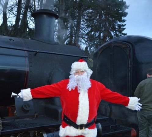 Эвимор, UK: Santa