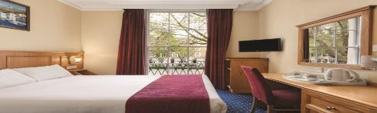 Days Inn London Hyde Park: Double room