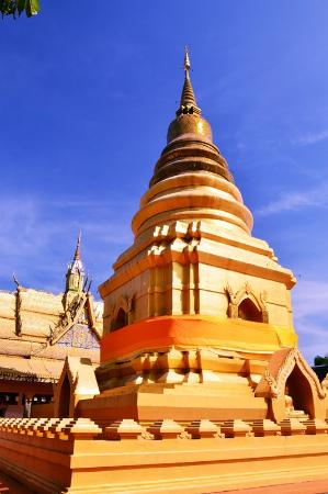 Wat Phrathat Chom Sak