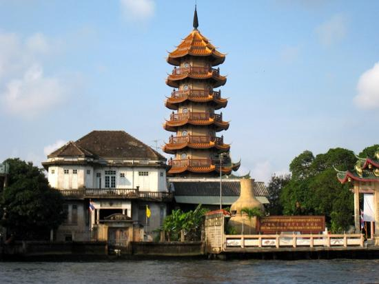 Che Chin Khor Temple and Pagoda