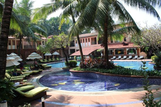Lemon Tree Amarante Beach Resort Goa View From Our Room