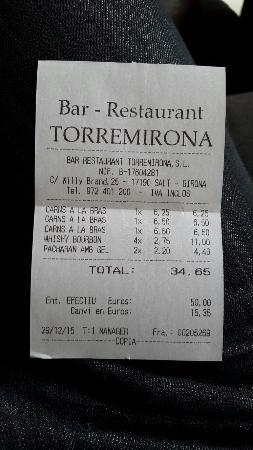 Hostal Restaurante Torremirona