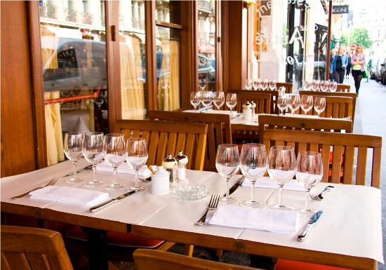 Photo of French Restaurant Chez Andre at 12, Rue Marbeuf, Paris 75008, France