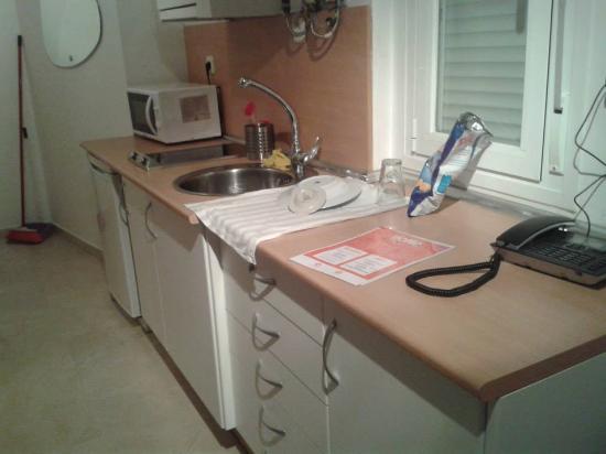 Apartamentos Arenal 19: La cocina del apartamento