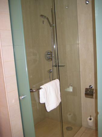 Hilton Vilamoura As Cascatas Golf Resort & Spa: Separate walk-in shower