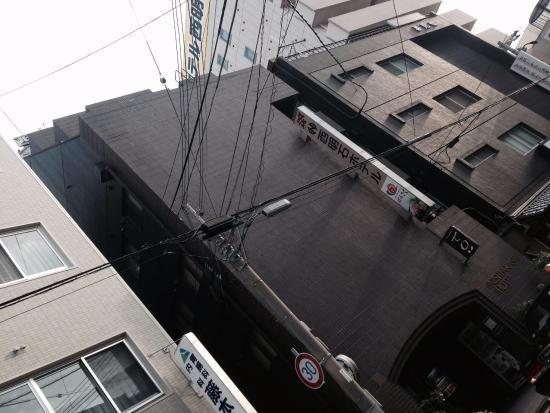 Nishi-Akashi Hotel: ホテル外観