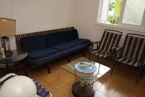 Casa Mariana: Sala