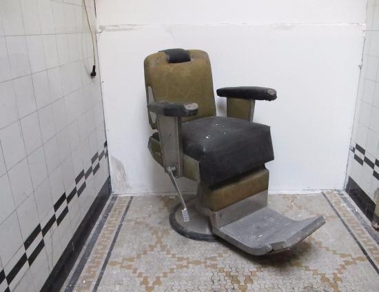 Poltrona da barbiere picture of albergo diurno venezia milan