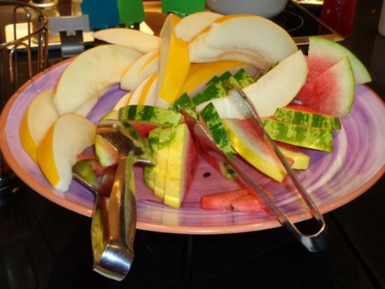 Scandic Hotel Opalen: Julfrukost.