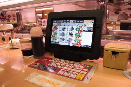 Sushi Restaurant Kabuto Izumi
