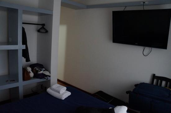 Hotel Premier : Quarto