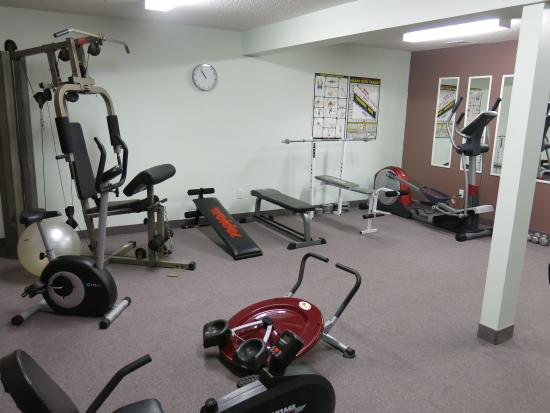 Deep River, Canada: Fitness Area